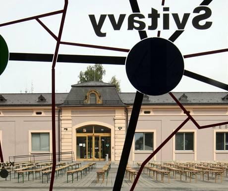 Kavárna Oskara Schindlera ve Svitavách