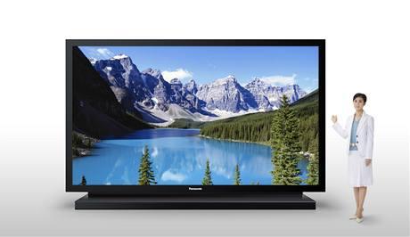 3D televizor Panasonic