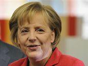 N�meck� kancl��ka Angela Merkelov� (27. z��� 2009)