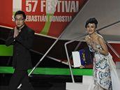 San Sebastian 09 - režisér vítězného filmu  Město života a smrti Lu Chuan