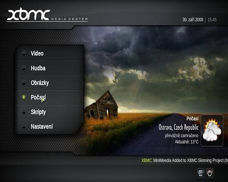 XBMC Media Center