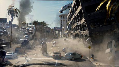 Představa konce světa v katastrofickém filmu 2012