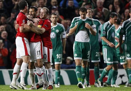 Manchester United - Wolfsburg