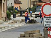 Řidiči jedoucí z Rájce-Jestřebí do Brna musí jet oklikou přes Lipůvku, Šebrov, Blansko a Ráječko