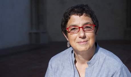 Milena Bartlová, profesorka dějin umění na Masarykově univerzitě v Brně a předsedkyně Uměleckohistorické společnosti