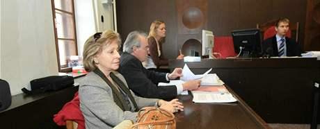 Mercedes Dietrichsteinová požaduje vrácení stovek pozemků a rovněž tak i některé nemovitosti, které stojí převážně na Mikulovsku