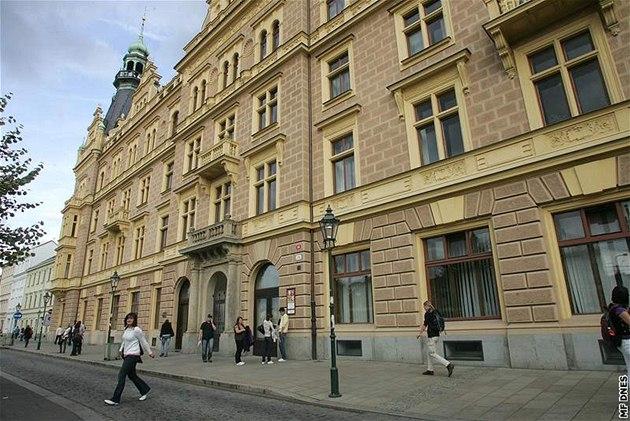 Právnická fakulta Západo�eské univerzity v Plzni - instituce, která necht�n�