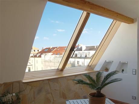 Nové střešní okno od spol. Solara s.r.o.