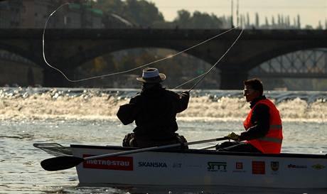 Fishfestival na Vltavě