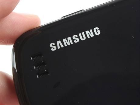 Recenze Samsung Galaxy detail