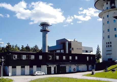 Muzeum studené války v bývalé vojenské základně NATO v německém Hohenbogenu.