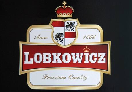 Logo pivovaru Lobkowicz.