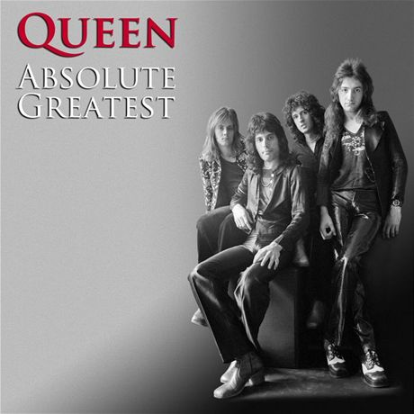 Absolute Greatest - Best Of skupiny Queen