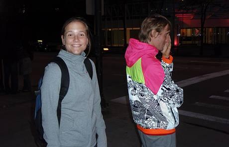 Monika v Chicagu