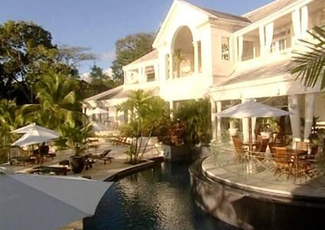 Majitel tohoto domu musel na ostrově trávit půl roku, aby mohl využít zdejší daňový ráj