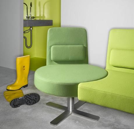 mm interier se často zaměřuje na sedací nábytek do veřejných prostor