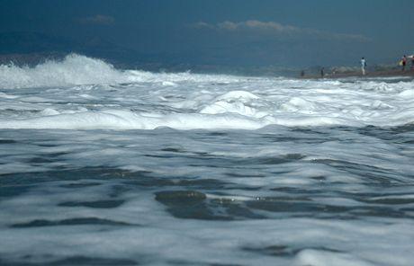 Řecko, Rhodos, západní pobřeží