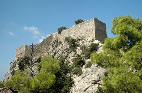 Řecko, Rhodos.