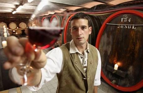 Německo, Porýní, vinařství Weingut Sonnenberg - vinař Marc Linden