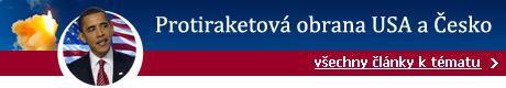 Protiraketová obrana USA a Česko