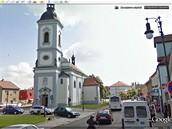 StreetView Ricany