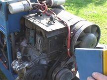 Motor z Trabanta byl levný, dostupný a lehký