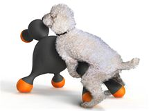 První sexuální hračka pro psy Hot Doll pochází z dílny francouzských designerů