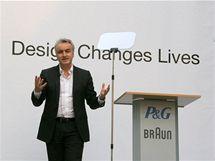 Markus Strobel z P&G mluví o designu jako o vášni