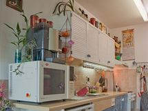 Kuchyně před rekonstrukcí