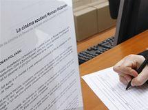 Petice  za Romana Polanského