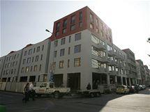 Mlékárnu nahradily byty, obchody a kanceláře