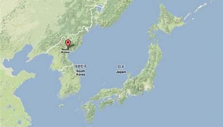 Korejský poloostrov