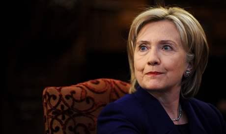 Hillary Clintonová v Rusku (13. října 2009)