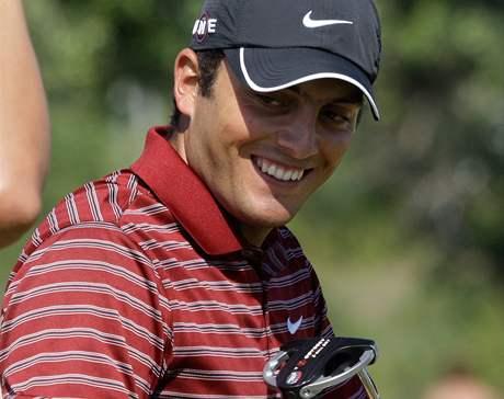 Portugal Masters 2009 - Francesco Molinari, 2. kolo