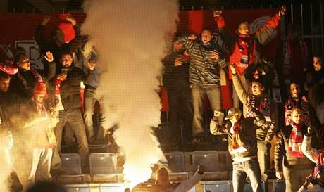 Brno: fanoušci