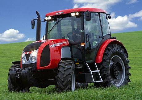 Traktor Zetor Simulátor