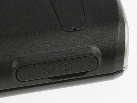 Recenze Samsung C3050 detail