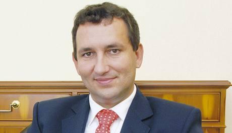 Generální ředitel Letiště Praha Miroslav Dvořák.