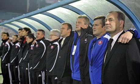 Slovensko: Vladimír Weiss (vpravo)
