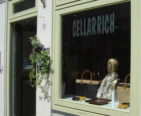 Nákupy v Nizozemsku: Gellarrich