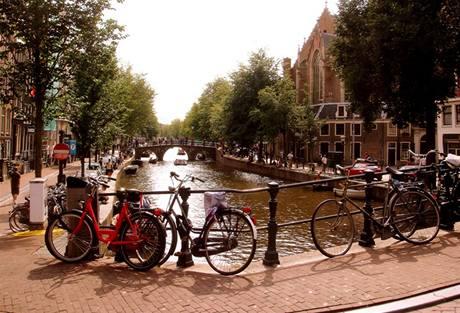 Nákupy v Nizozemsku