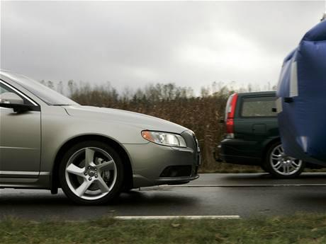 Bezpečnostní systémy Volvo