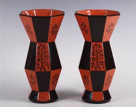 Kubistické vázy