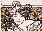 K výstavě Alfons Mucha Moravské galerie Brno - Cyckles Perfecta (1902)