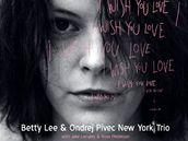 Betty Lee + Ondřej Pivec New York Trio: I Wish You Love; obal CD