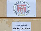 Bratislavská vysoká škola práva v Brně