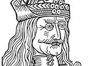 Hrabě Dracula na rytině ze začátku 16. století