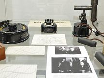 Výstava Příběh kapky: Polarograf Zbrojovky Brno z roku 1949