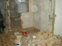 Rekonstrukci bylo nutné zvládnout za dva měsíce