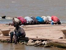 Wadi Halfa v Súdánu